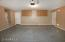 Garage with Epoxy Floor and Cabinets
