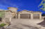 4 Car Garage with Walls of high grade custom cabinetry and Air conditioned