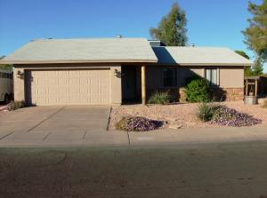Updated with stucco & stone