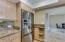 New Kitchen Aide refrigerator