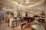 Entertaining is a true delight with this kitchen / great room setup.