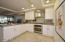 Be part of the party! This kitchen overlooks the great room and the huge view terrace!