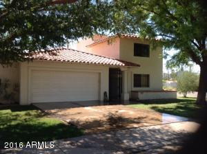 Scottsdale location near Chaparral and Miller. Desired AZ North facing, south backing.