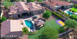 Over One Acre of Resort Style Backyard