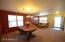 Formal Dining to living room, large space