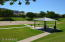 BBQ and picnic area with sand volleyball too