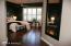 Master beedroom wood floors