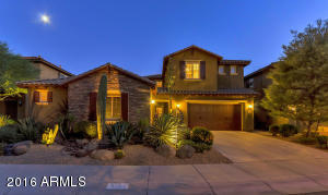 Great location in highly desired Fireside at Desert Ridge!