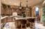Elegant Kitchen with Center Island