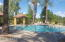Pool With Ramada