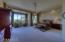 Large master retreat with sitting area