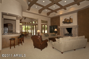 Dramatic Great Room