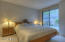 Spacious guestrooms all with walk in closets, private bath and patio