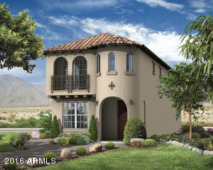 Photo of Builder's Model Rendering for Plan 612/A Elevation