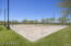 Even sand volleyball courts!