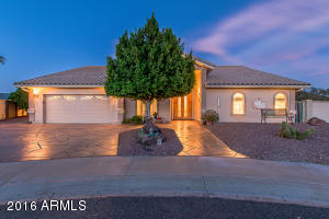 13026 W FOXFIRE Drive, Sun City West, AZ 85375