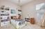 Great Split Bedroom Floor Plan Makes this Home Perfect for Guests or a Home Office