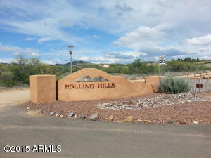 8000 S ROLLING HILLS Drive Lot 22, Kirkland, AZ 86332