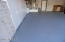 EPOXY COATED GARAGE FLOOR NEW PAINT ENTIRE GARAGE