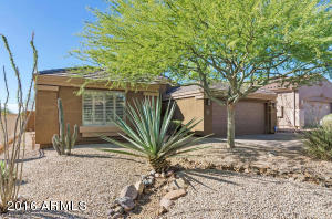 Attractive Sonoran Home siding to wash and backing to golf course.
