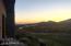 Breathtaking views from Master Balcony