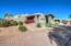 Nestled in a private setting, Pinnacle Peak Views, soft traditional/contemporary architecture, remodeled.