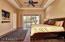 MASTER BEDROOM, ARCADIA DOOR TO POOL/SPA