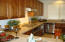 Kitchen, Gas Cooktop, Upgraded Granite Counter Tops, Stainless Steel GE Profile Appliances