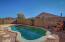 Sparkling Pebbletec Pool