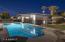 Grecian-style pool