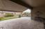 Large open Covered Patio - extended awning (via remote control)
