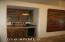 A villa wet bar in a villa at The Rocks Club, Scottsdale, Arizona
