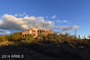 One of the largest estates in the entire Phoenix area. own a private, gated mountain enclave
