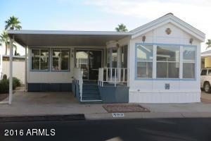 3710 S GOLDFIELD Road, 463, Apache Junction, AZ 85119