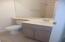 Hall bath, 2nd bath