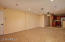 Basement with kitchen and walk out patio