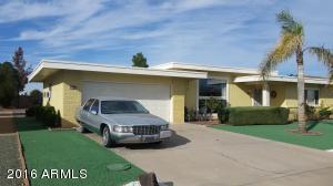 14420 N LAKEFOREST Drive, Sun City, AZ 85351