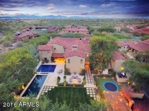 Property for sale at 10128 E Gilded Perch Drive, Scottsdale,  AZ 85255