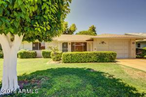 11029 W CARON Drive, Sun City, AZ 85351