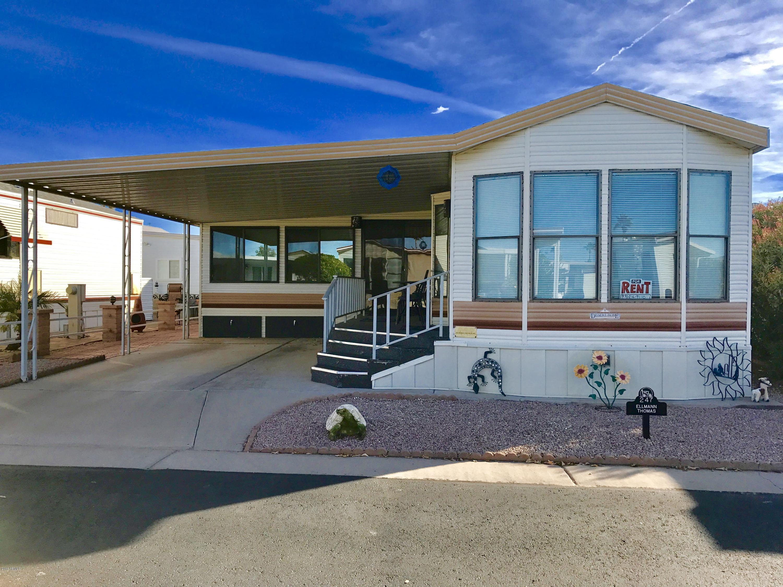 7750 E BROADWAY Road 247, Mesa, AZ 85208 (MLS# 5543447) |