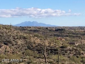 Overlooking Desert Mountain