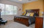 A large and spacious master bedroom