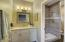 Guest bedroom 1 sink/vanity