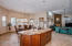 Kitchen Dining Room combination