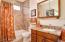 2nd bath tiles shower