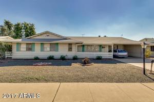 10213 W ALABAMA Avenue, Sun City, AZ 85351