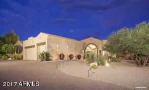 8610 E Via Del Sol Drive, Scottsdale, AZ 85255