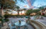 Resort Backyard with Three Lagoons, Pool, Spa, Putting Green, BBQ, Fireplaces, Fire Rings, Pool House and Views!