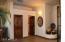 Entry foyer with guest bath