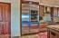Kitchen, Sub Zero Refrigerator
